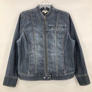 Goldwater Creek denim jacket